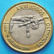 Португалия 200 эскудо 1996 год. XXVI летние Олимпийские Игры.