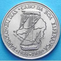 Португалия 100 эскудо 1988 год. Бартоломеу Диаш.