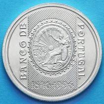 Португалия 500 эскудо 1996 год. Банк Португалии. Серебро.