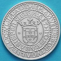 Португалия 1000 эскудо 1983 год. Художественная выставка. Серебро.