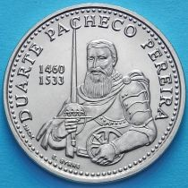 Португалия 200 эскудо 1999 год. Дуарте Пачеку Перейра.