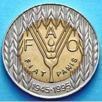 Португалия 100 эскудо 1995 год. ФАО.