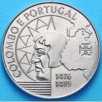 Португалия 200 эскудо 1991 год. Колумб.