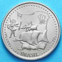 Португалия 200 эскудо 1999 год. Бразилия.