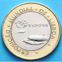 Португалия 200 эскудо 1997 год. Экспо-98.