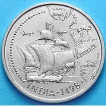 Португалия 200 эскудо 1998 год. Индия.
