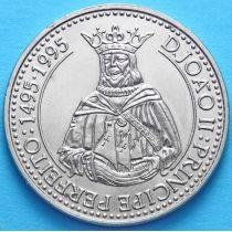 Португалия 200 эскудо 1994 год. Жуан II