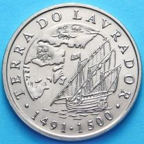 Португалия 200 эскудо 2000 год. Лабрадор.