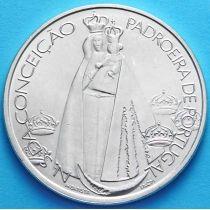 Португалия 1000 эскудо 1996 год. Дева Мария. Серебро