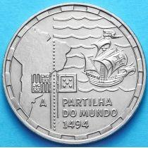 Португалия 200 эскудо 1994 год. Договор о разделе Мира