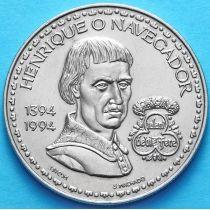 Португалия 200 эскудо 1994 год. Генрих Мореплаватель.