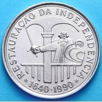 Португалия 100 эскудо 1990 год. Независимость.