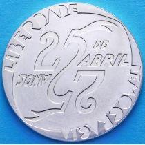 Португалия 1000 эскудо 1999 год. Революция. Серебро