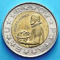 Португалия 100 эскудо 1990 год. Педру Нуниш.