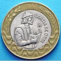 Португалия 200 эскудо 1992 год. Гарсия де Орта.