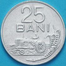 Румыния 25 бань 1982 год.
