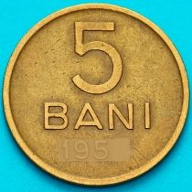 Румыния 5 бань 1954 год.