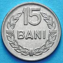 Румыния 15 бань 1960 год.