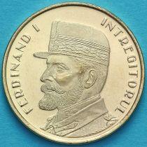 Румыния 50 бань 2019 год. Фердинанд I.