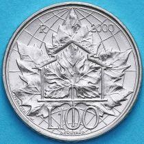 Сан Марино 100 лир 2000 год. Дитя Вселенной