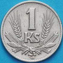 Словакия 1 крона 1941 год.