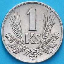 Словакия 1 крона 1942 год.