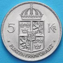 Швеция 5 крон 1972 год.