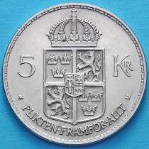Швеция 5 крон 1973 год.