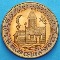 Швеция, токен 10 крон 1979 год. Мальме.