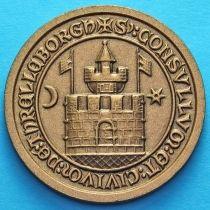 Швеция, токен 10 крон 1977 год. Треллеборг.
