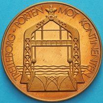 Швеция, токен 10 крон 1979 год. Треллеборг