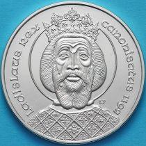 Венгрия 500 форинтов 1991 год. Ласло I Святой. Серебро.