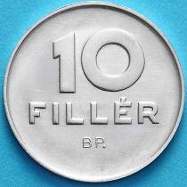 Венгрия 10 филлеров 1978 год. BU.