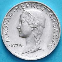 Венгрия 5 филлеров 1976 год. BU.
