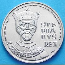 Венгрия 100 форинтов 1972 год. Святой Иштван. Серебро