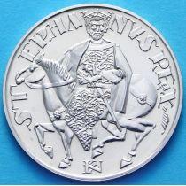 Венгрия 50 форинтов 1972 год. Святой Иштван. Серебро