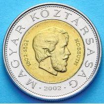 Венгрия 100 форинтов 2002 год. Кошут