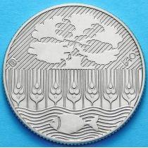 Венгрия 100 форинтов 1985 год. ФАО