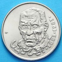 Венгрия 100 форинтов 1983 год. Бела Цобель