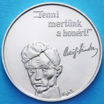 Венгрия 100 форинтов 1973 год. Шандор Петёфи. Серебро
