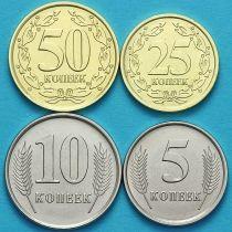 Приднестровье набор 4 монеты 2019 год.