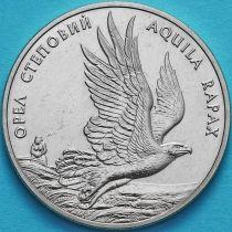 Украина 2 гривны 1999 год. Орел степной.