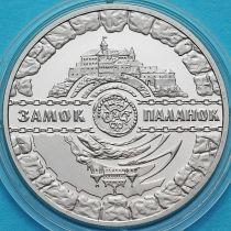 Украина 5 гривен 2019 год. Замок Паланок