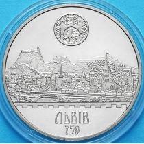 Украина 5 гривен 2006 год. Львов.