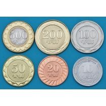 Армения набор 6 монет 2003-2004 год.
