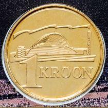 Эстония 1 крона 1999 год. Песенный фестиваль