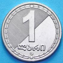 Грузия 1 лари 2006 год.