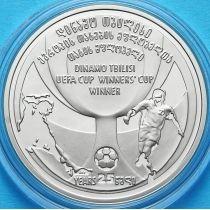 Грузия 2 лари 2006 год. Динамо Тбилиси.