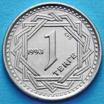 Казахстан 1 тенге 1993 год.
