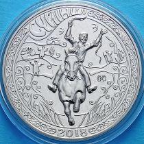 Казахстан 100 тенге 2018 год. Суюнши.